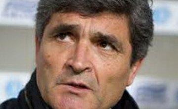 В Украине низкий уровень конкуренции среди футбольных клубов, - Хуанде Рамос