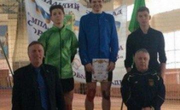 Юные спортсмены Днепра - чемпионы Украины в пятиборье