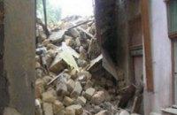 В Одессе обрушился аварийный дом
