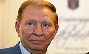 Леонид Кучма не хочет изменений в Парламенте Украины