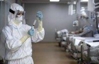 Сегодня в Украине +11 932 новых инфицированных коронавирусом