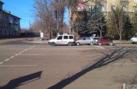На Днепропетровщине произошло ДТП: столкнулись 3 автомобиля