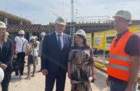 В Днепропетровской области в 2022 году будет построен стадион «Металлург», аналогов которому нет в Украине