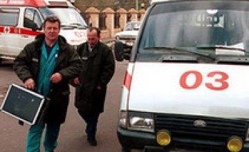 В Запорожье машины скорой помощи объявят траур
