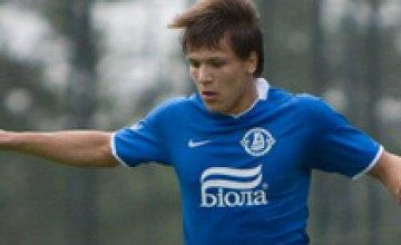 Евгений Коноплянка признан лучшим игроком «Днепра»