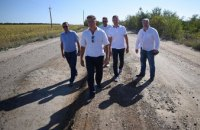 Олег Ляшко требует от правительства вдвое увеличить финансирование ремонта трассы Кривой-Рог - Николаев