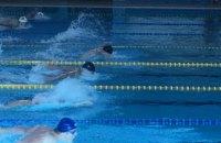 Спортсмены из Днепропетровской области завоевали 36 медалей на этапе Кубка Украины по плаванию