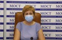 Еженедельная сводка о ситуации с Covid-19 в Днепропетровской области»