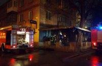 Ночью в Кривом Роге горел кафе-бар