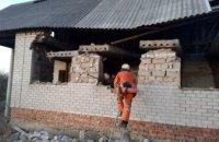 На Днепропетровщине в недостроенном доме рухнула плита: под завалами обнаружили тело ребенка