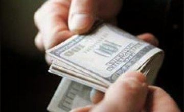 Днепропетровские налоговики систематически вымогали взятки за непроведение проверок