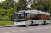 Завтра в Днепре временно не будет ходить 1-й троллейбус