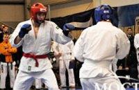 В Днепропетровске стартовал Всеукраинский Чемпионат СБУ по рукопашному бою