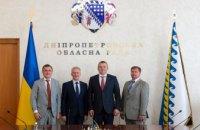 Кооперация с северо-западным партнером: Днепропетровщину посетил посол Литвы