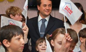 Игорь Цыркин поздравил подрастающее поколение с Днем защиты детей