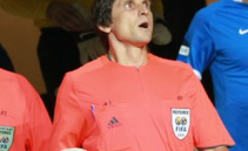 Скандально известный арбитр Годулян будет судить матчи Чемпионата Европы