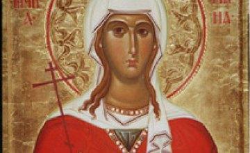 Сегодня православные молитвенно чтут мученицу Татьяну