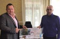 Филатов и Ярославский обсудили возможность привлечения иностранных экспертов для проектирования аэропорта