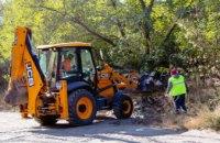 У Дніпрі триває ліквідація стихійних сміттєзвалищ