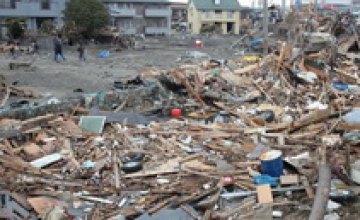 В Японии погибли и пропали без вести 12 тыс человек
