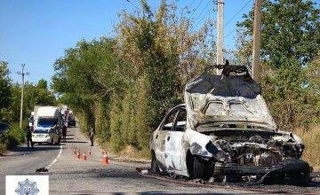 Последствия несоблюдения ПДД: в Кривом Роге в ДТП пострадало 5 человек