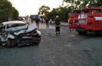 ДТП в Юрьевском районе: погибли трое человек, есть пострадавшие (ФОТО)