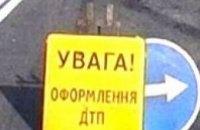 В Днепропетровской области автомобиль сбил велосипедиста и скрылся с места ДТП