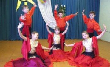 В Днепропетровске прошел фестиваль «Dance-show 2008»