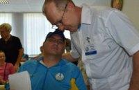 В больнице Мечникова обследовали стрелков-паралимпийцев