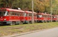 Зміни у русі трамваїв 16 вересня