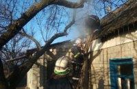 В Межевском районе в собственном доме погиб мужчина (ФОТО)