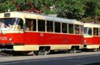 Сегодня трамваи маршрута № 5 изменят свое движение