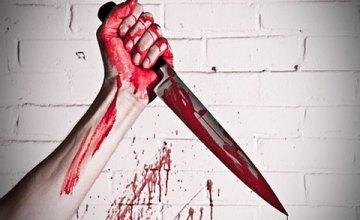 В Днепропетровской области мужчина, угрожая ножом, пытался ограбить прохожего