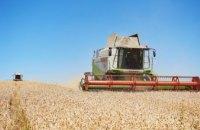 На Днепропетровщине уже собрали более 760 тыс тонн ранних зерновых