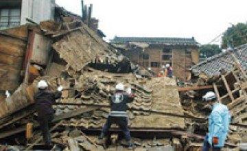 В Японии произошло новое землетрясение магнитудой 4,9