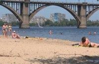 9 из 12: в Днепропетровской области не все пляжи готовы к летнему сезону