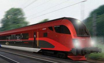 Днепропетровск, Харьков и Донецк объединят скоростным железнодорожным кольцом
