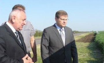 Томаковский район имеет большие перспективы развития в кластере сельского хозяйства, – А. Вилкул