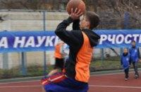 В Днепропетровске пройдет матч школьной Спартакиады по подготовке к Евробаскет-2015