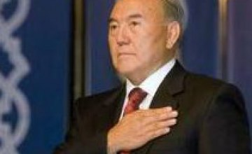 Президент Казахстана Нурсултан Назарбаев получил девятый дан по тхэквондо