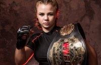 Спортсменка из Каменского будет бороться за титул на чемпионате мира по смешанным единоборствам