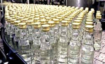 Налоговая «накрыла» склад с поддельной водкой