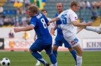 «Днепр» одержал первую победу в Премьер-лиге