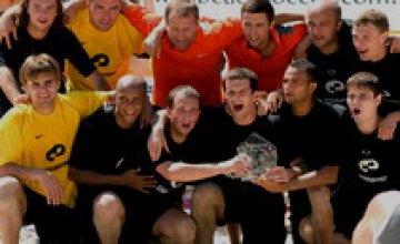 Днепропетровский «Выбор» занял 2 место на Гран-при Севастополя по пляжному футболу