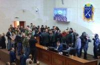 Прокуратура начала расследование из-за срыва сессии горсовета Днепра