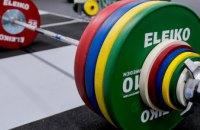 Тяжелоатлет из Днепропетровщины завоевал «золото» на чемпионате Украины