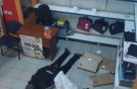 На Днепропетровщине задержали двух воров при попытке ограбить магазин