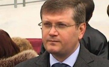 В ближайшее время в Никополе будет сдана вторая очередь строительства роддома, – А. Вилкул