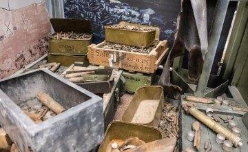 Внутреннюю экспозицию первого в Украине Музея АТО посетили в течение года более 100 тысяч человек