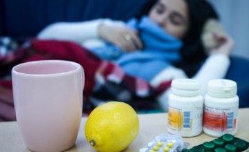 За минувшую неделю гриппом и ОРВИ заболело более 13 тыс. жителей Днепропетровщины